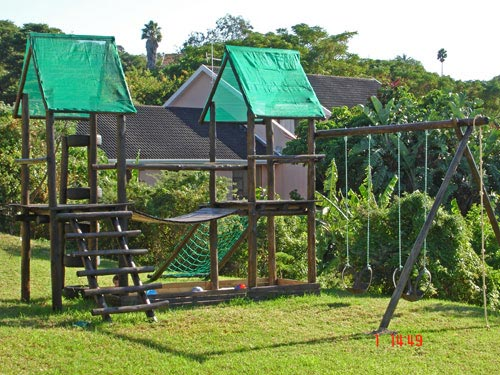 Timbalandings Jungle Gyms